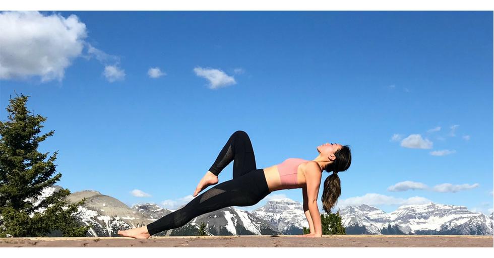 Yoga Retreat in Alberta X Saje Wellness