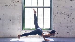 yoga deep river