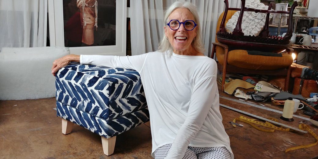 Upholstery_Class_Ottoman_Level_One_Happy