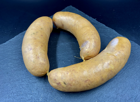 Saucisse de Montbéliard | la pièce - 262g