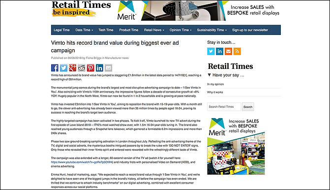 The Retail Times