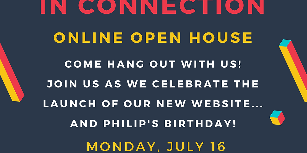 Online Open House (in English)