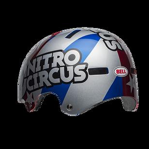 BELL Helmet - Local - Left Back Quarter.