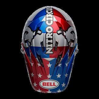 BELL Helmet - Sanction - Top.png