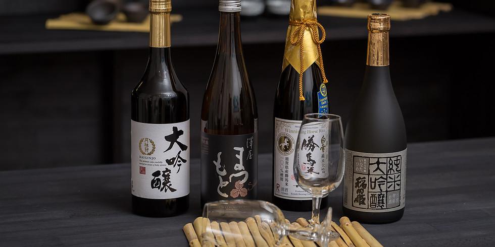 Sake – das spannende Nationalgetränk Japans