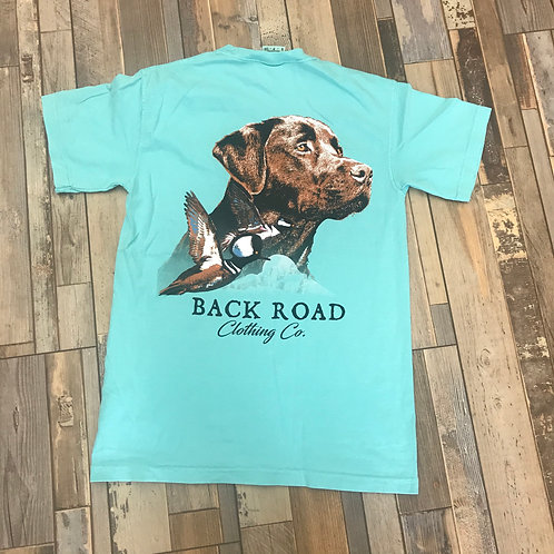 Back Road Clothing Co Lab With Merganser Chalky Mint
