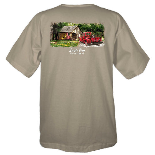 Eagle Bay Outfitters Barn & Truck Tee