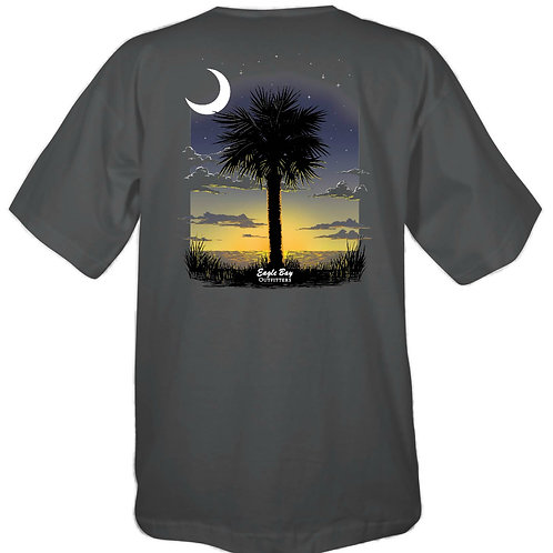 Eagle Bay Outfitters Palmetto Sunrise Tee