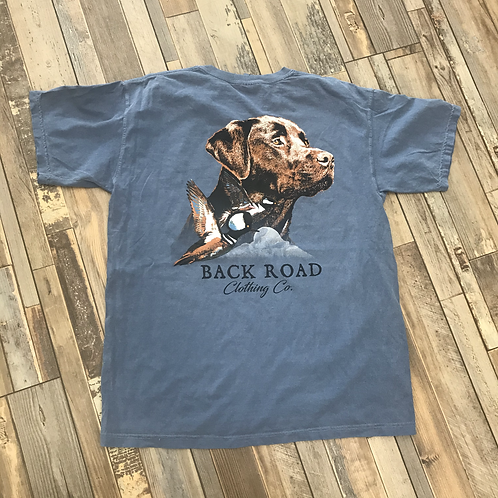 Back Road Clothing Co Lab With Merganser Blue Jean