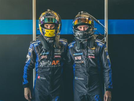 Enqvist returns to LMP3 in 2017 with Duqueine Engineering