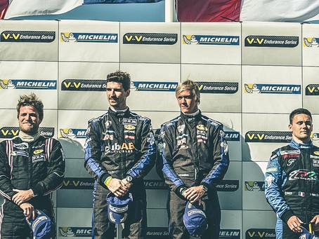 Maiden LMP3 victory for Enqvist !