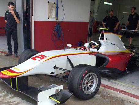 Henning tests GP3