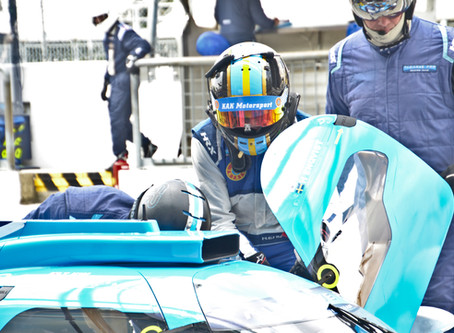 Stadig förbättring förHenning Enqvist på Monza