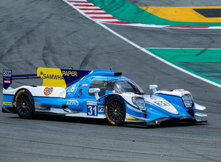 """Henning Enqvist laddad för final på """"hemmaplan"""" i European Le Mans Series"""