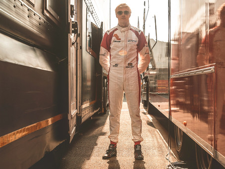 Henning Enqvist signs with Virage for his 2018 racing program