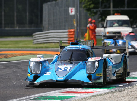 Enqvist signs with Algarve Pro Racing for the 2019 European Le Mans series