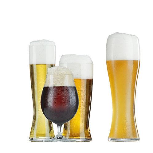 Spiegelau Beer Classics Beer Connoisseur, Set of 4