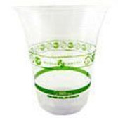 World Centric 12 oz Corn PLA Cold Cup (200 pack)