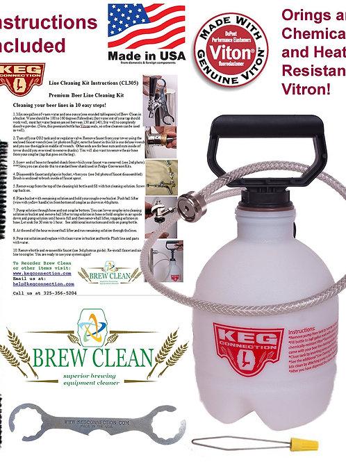 Premium Beer Line Cleaning Kit