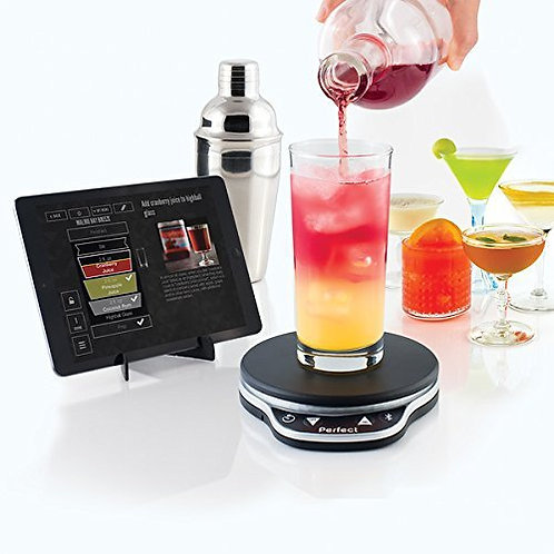 Perfect Drink 2.0 Smart Scale and Recipe App