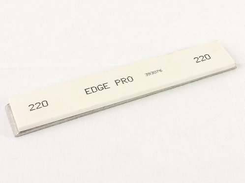 Edge Pro 220 Grit Medium Water Stone Mounted