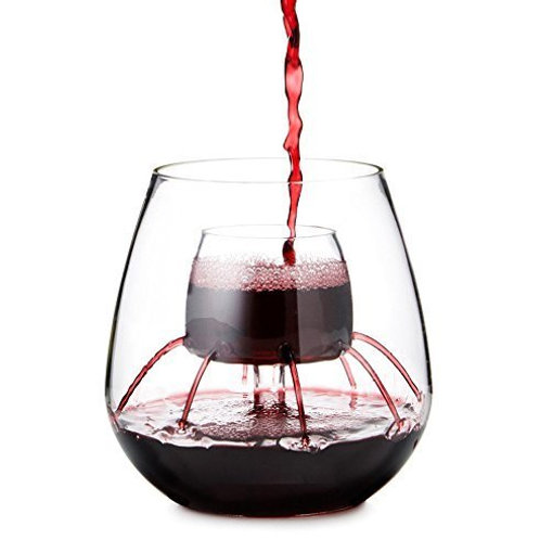 Chevalier Stemless Aerating Wine Glasses