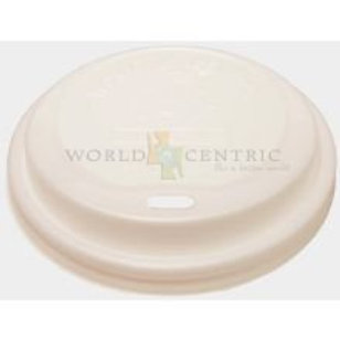 World Centric CPLA Coffee Hot Cup Lid (200 Pack)
