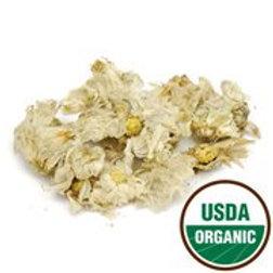 Organic Chrysanthemum Flowers 1 Lb (453 G) - Starwest Botanicals