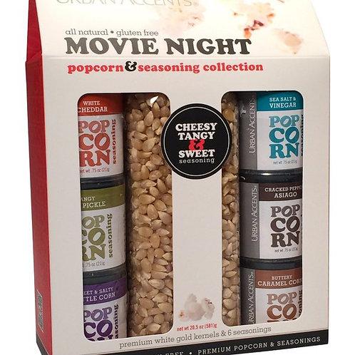 Urban Accents Gourmet Popcorn and Seasoning
