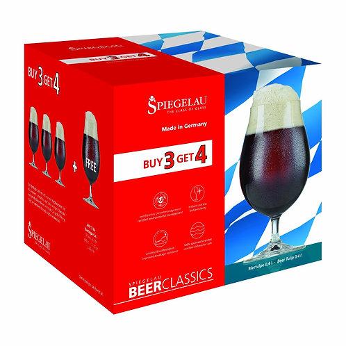 Spiegelau Beer Classics Stemmed Pilsner Value Pack