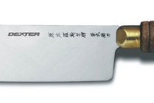 "Dexter Russell Traditional 7"" Chinese Chefs Knife"