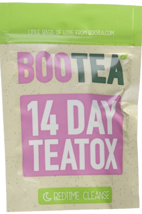 Bootea Bedtime Cleanse Tea (14 days)