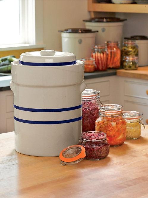 3-Gallon Fermentation Crock Complete Kit