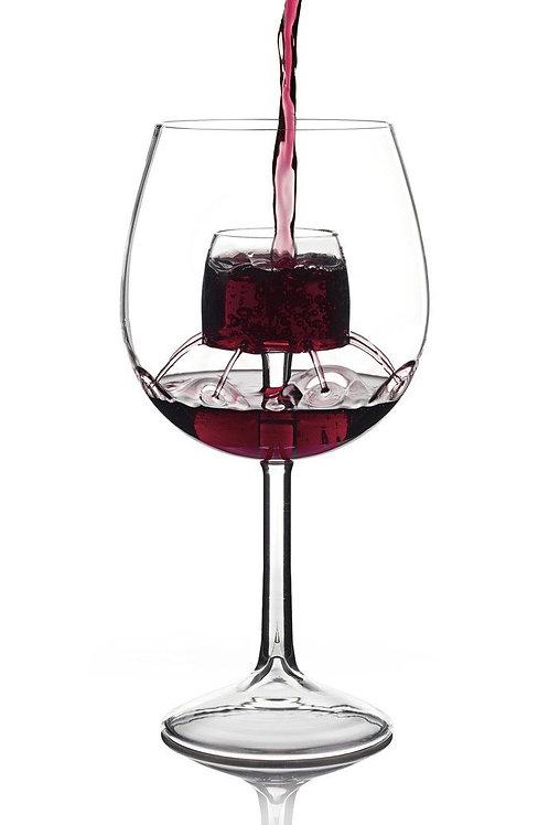 Sommelier 7 oz. Aerating Wine Glass (Set of 2)
