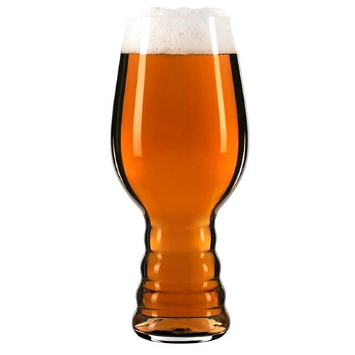 Spiegelau Beer Classics 19 oz IPA Glass, Set of 6