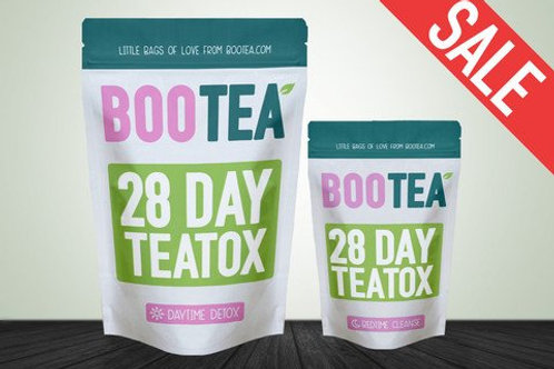 Bootea 28 Day Teatox (Standard Shipping)