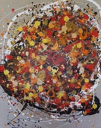 Autumn in Orbit