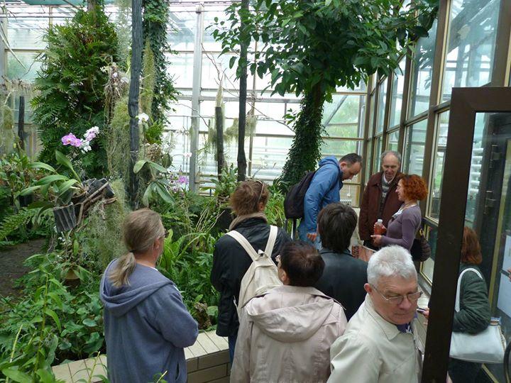 Orchidárium látogatás