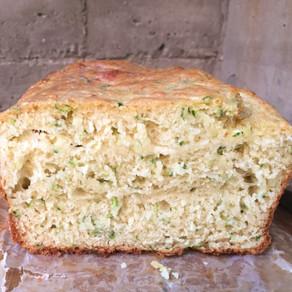 Pan de Zapallito Italiano y Queso