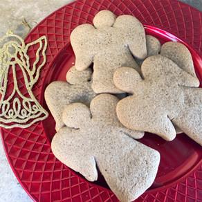 Angelitos de Jengibre y Miel