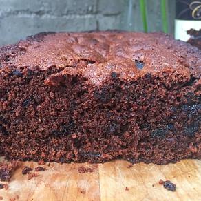 Queque de Chocolate Rápido, Fácil y Delicioso
