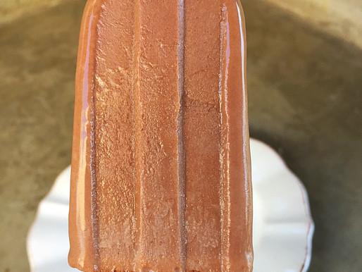 Helado de Nutella en Palito