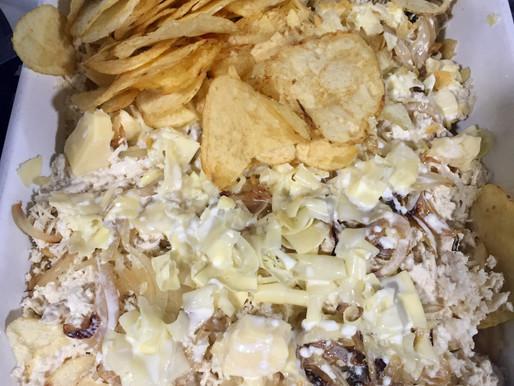Budín de Papas Fritas (chips)