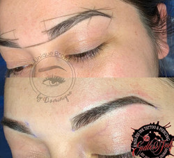 Nano Blading Eyebrows
