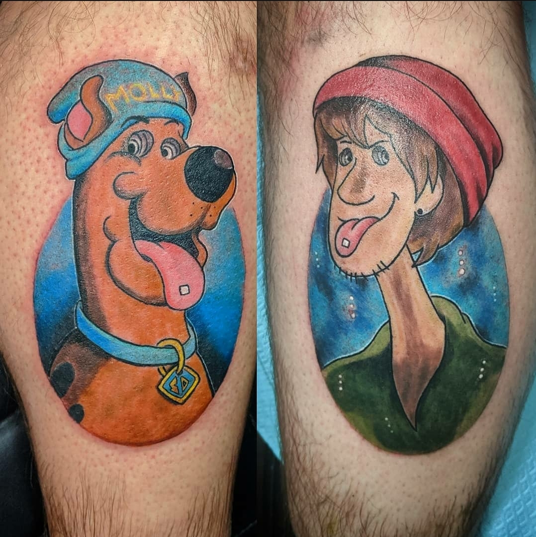 Shaggy & Scooby