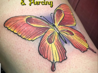 Always Changing 🦋Endless Ink Tattoo & Piercing ---------------------------7507 E 36th Ave #120D