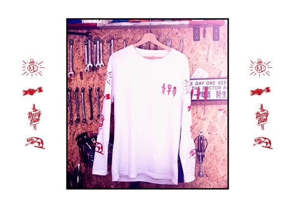 Dany Dice - logoshirt