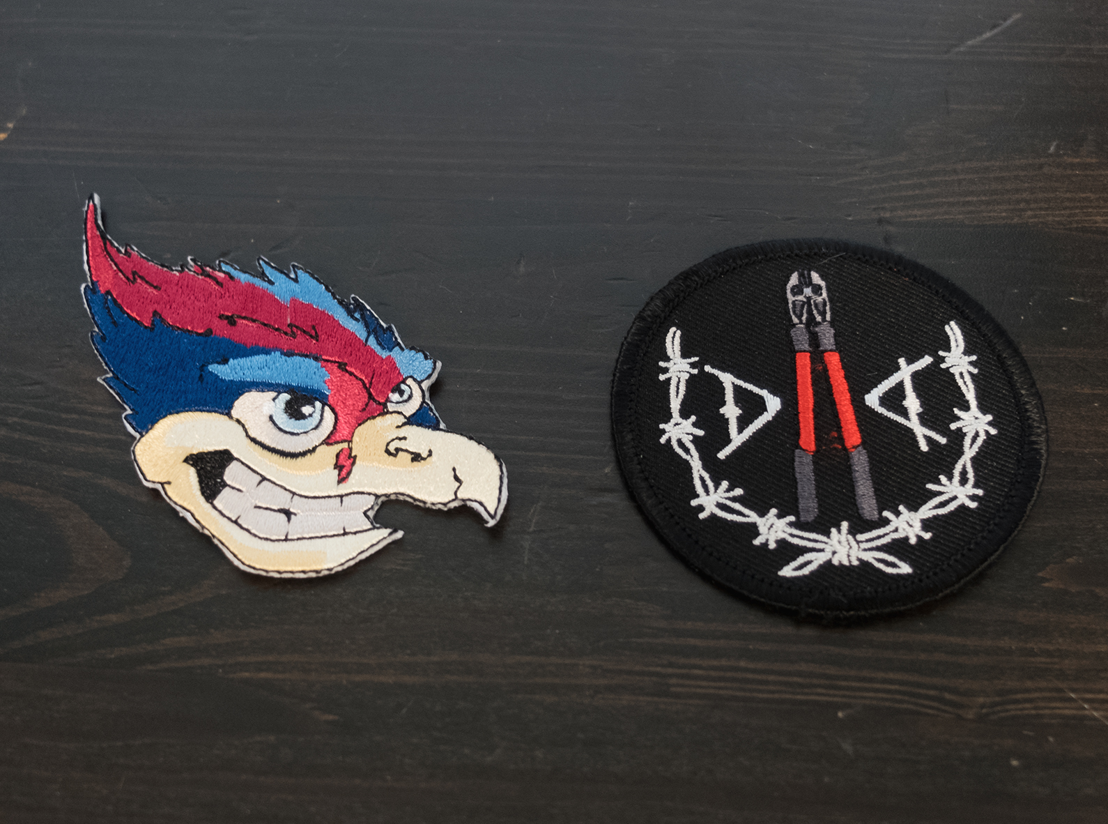 Dany Dice Patches