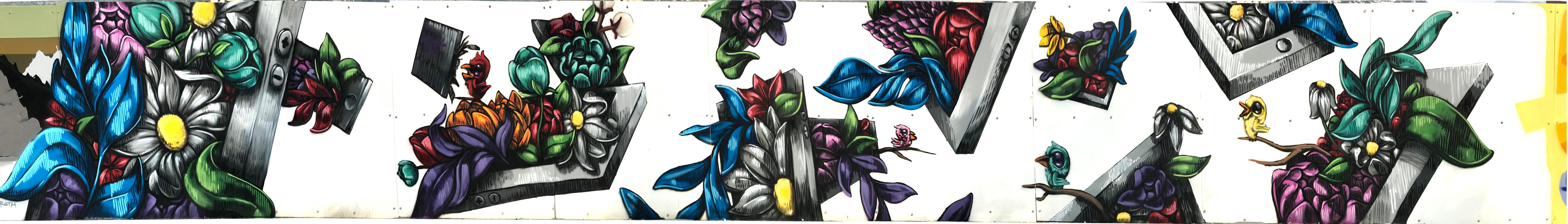 Flowerscreens