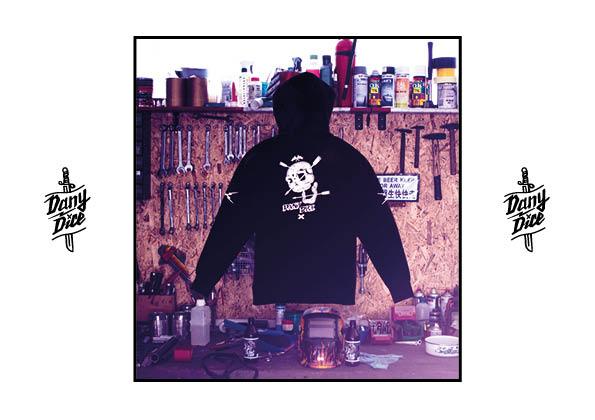 Dany Dice - Skull